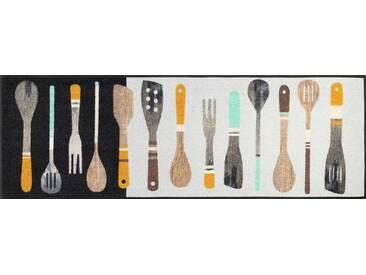 Kleen-Tex Fußmatte Cooking Tools, multicolour, Polyamid