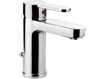 XORA Waschtischarmatur XR-335, Silber, Chrom