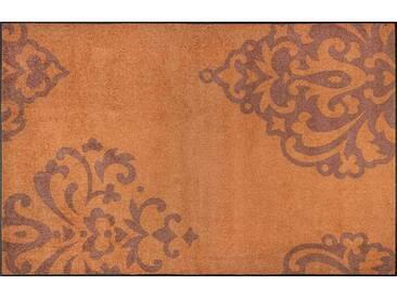 Kleen-Tex Fußmatte Lucia copper, braun, Polyamid