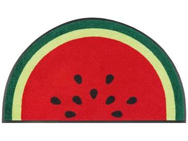 Kleen-Tex Fußmatte Melon, rot, Polyamid