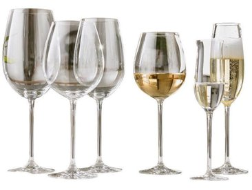 SCHOTT ZWIESEL Weißwein-Glas ELEGANCE, klar, Glas