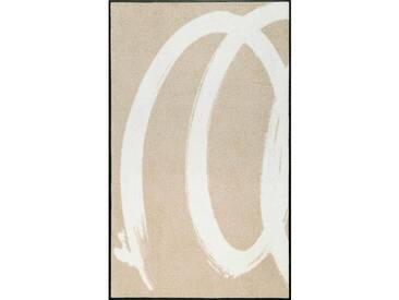 Kleen-Tex Fußmatte Basic Twist, beige, Polyamid