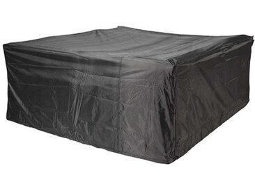Zurbrüggen Sitzgruppenhülle AERO COVER, schwarz, Kunststoff