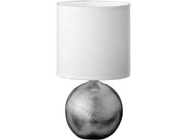 Fischer Leuchten Tischleuchte Foro, Weiß, Keramik