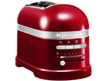 Kitchen Aid 2-er Toaster Liebesapfel, Rot, Aluminium