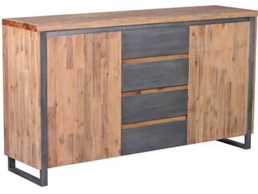 Sideboard II BALI, akazie, Holz