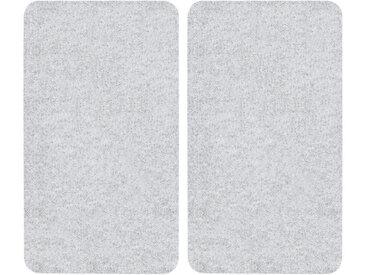 Zurbrüggen Herdabdeckplatte Universal, transparent, Glas