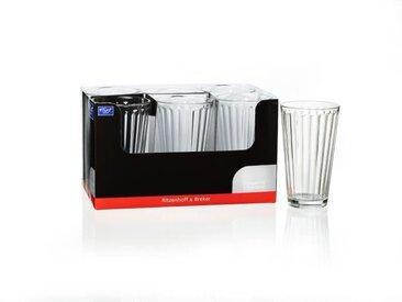 Ritzenhoff & Breker Longdrink 400ml klar Lawe LAWE, klar, Glas