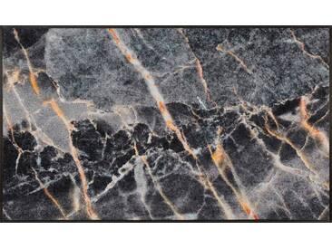 Kleen-Tex Fußmatte Mineral Stone, schwarz, Polyamid