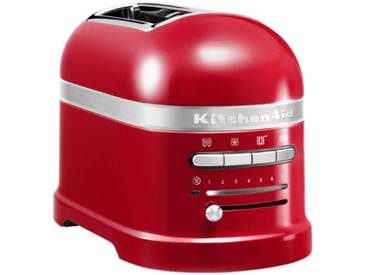 Kitchen Aid 2-er Toaster Empire Rot, rot, Aluminium