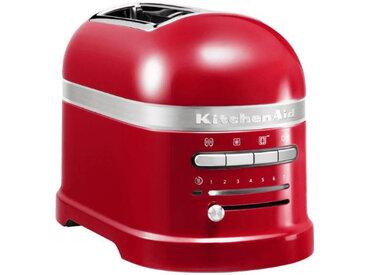 Kitchen Aid 2-er Toaster Empire Rot, rot, Aluminium