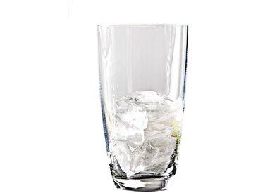 BOHEMIA Cristal Longdrinkbecher 350ml Premium, Weiß, Glas