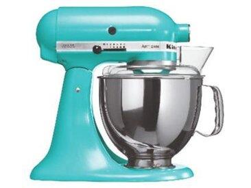 Kitchen Aid Küchenmaschine Christallblau ARTISAN, blau, Gusseisen