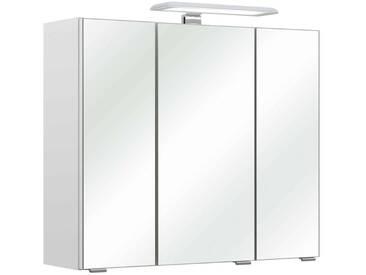 Pelipal Spiegelschrank LEA, Weiß, Holznachbildung