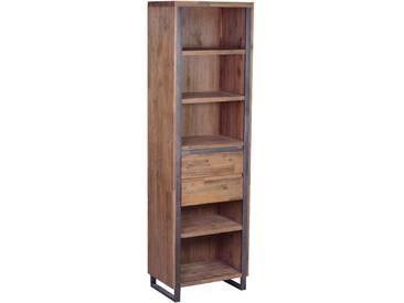 Bücherregal I BALI, akazie, Holz