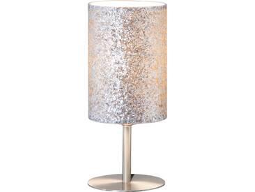 Nino Leuchten Tischleuchte 1flg ASTRA, silber, Metall