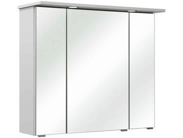 Pelipal Spiegelschrank EMMA, Weiß, Holznachbildung