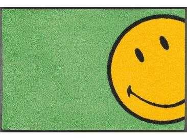Kleen-Tex Fußmatte Smiley Hidden, multicolour, Polyamid