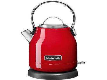 Kitchen Aid Wasserkocher rot KITCHEN AID, Rot, Metall