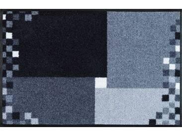 Kleen-Tex Fußmatte Mosaico grau, grau, Polyamid