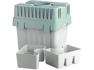 Zurbrüggen Wäschetrockner-Kondensator, grau, Polyproplyen