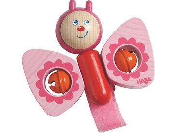 Haba Buggy-Spielfigur Schmetterli, rosa, Holz