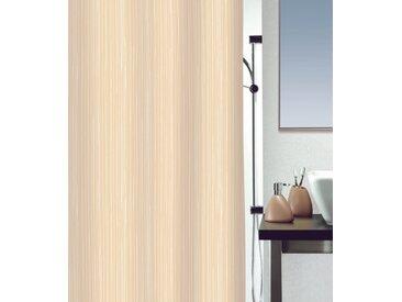 Spirella Duschvorhang Raya 180x200cm RAYA, beige, Polyester