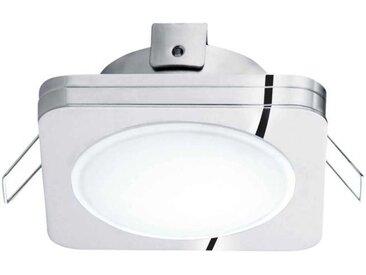 Eglo Leuchten LED-Einbauspot Pineda 1 PINEDA, chrom, Stahl