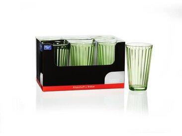 Ritzenhoff Longdrink 400ml grün Lawe LAWE, grün, Glas