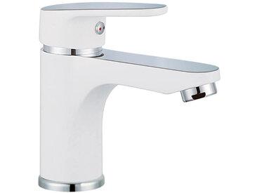 XORA Waschtischarmatur XR-310, Silber, Chrom