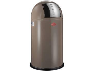 Wesco Pushboy 50 Liter warm grey PUSHBOY 50L, grau, Stahl