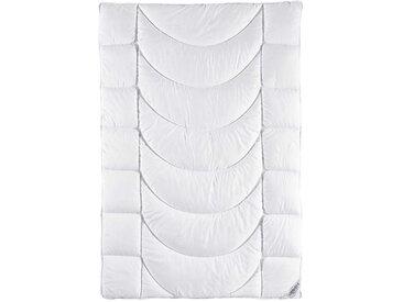 Sleeptex Leicht-Steppbett 155x220, Weiß, Polyester