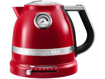 Kitchen Aid Wasserkocher Empire Rot, Rot, Aluminium