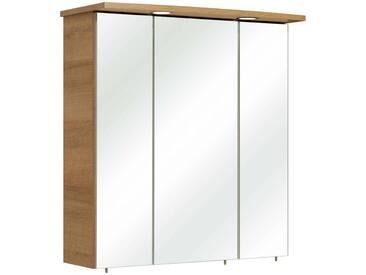 Pelipal Spiegelschrank PAULA, eiche, Holznachbildung