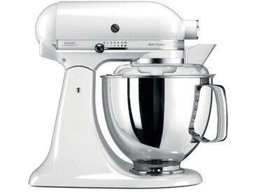 Kitchen Aid Küchenmaschine Weiss ARTISAN, Weiß, Metall