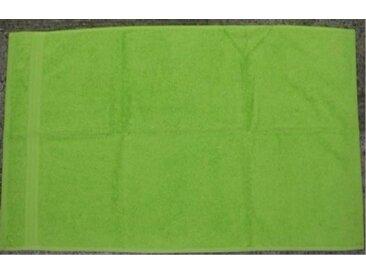 Gästetuch LISBON, grün, Baumwolle
