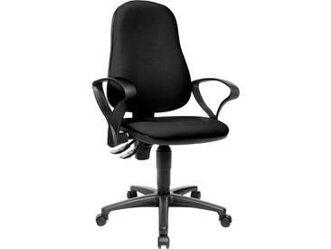 Topstar Drehstuhl POINT 60, schwarz, Kunststoff