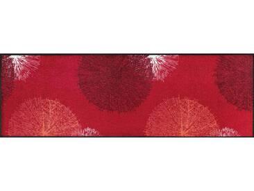 Kleen-Tex Fußmatte Firework red, rot, Polyamid