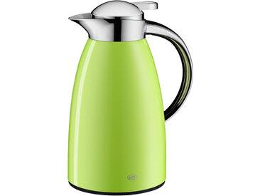 alfi Isolierkanne 1l apfelgrün Signo, grün, Kunststoff