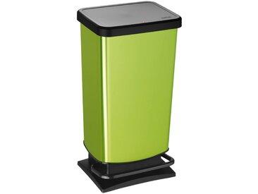 rotho Treteimer Paso PASO, grün, Kunststoff