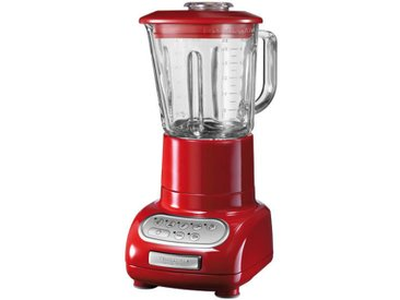 Kitchen Aid Standmixer Empire Rot ARTISAN, rot, Metall