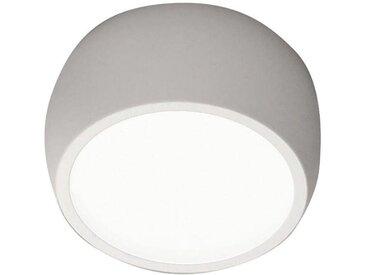 Zurbrüggen Aufbau Downlight VASTO, Weiß, Metall
