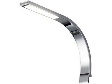 Zurbrüggen LED-Aufsatzleuchte RUFUS, Silber, Aluminium