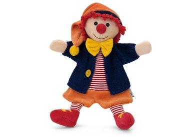 Sterntaler Handpuppe Clown, multicolour, Baumwolle