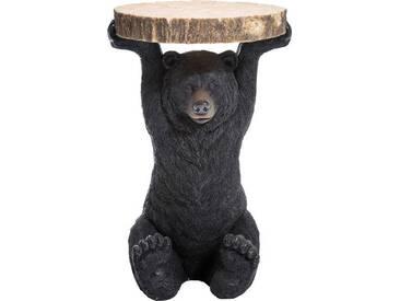 Karé Beistelltisch Bär Beistelltische Animal, Motiv, Polyresin