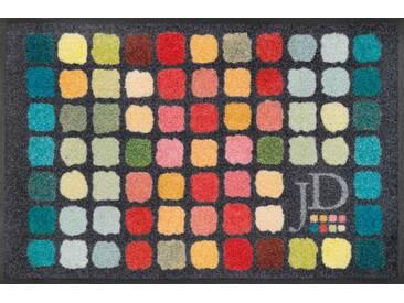 Kleen-Tex Fußmatte Colour Palette, multicolour, Polyamid