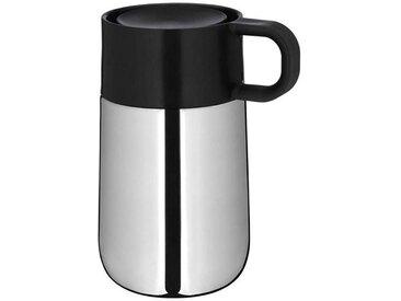 WMF Travel Mug Thermobecher Edelst IMPULSE, edelstahl, Edelstahl