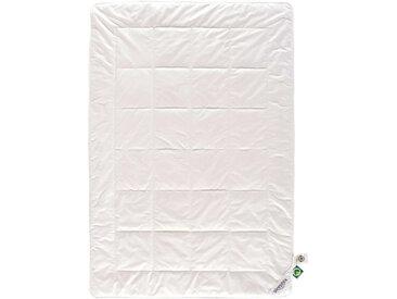 Sleeptex 155x220 Leicht-Steppbett, Weiß, Baumwolle