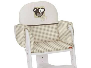 Kettler Sitzpolster für Tipp Topp IV TIPP TOPP, beige, Materialmix
