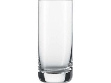 SCHOTT ZWIESEL Longdrinkglas CONVENTION, Weiß, Glas